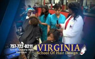 Virginia School of Hair Design