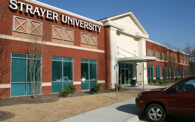 Strayer University-Maryland