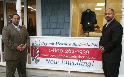 Beyond Measure Barbering Institute
