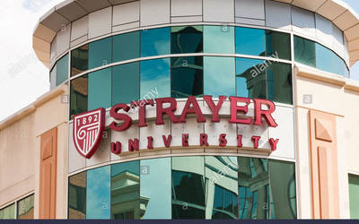 Strayer University-Virginia