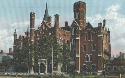 Saint Francis Medical Center College of Nursing