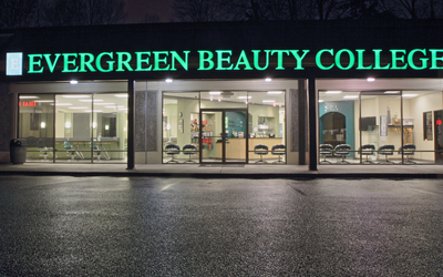 Evergreen Beauty and Barber College-Bellevue