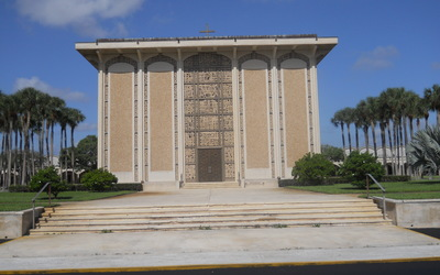 Saint Vincent de Paul Regional Seminary