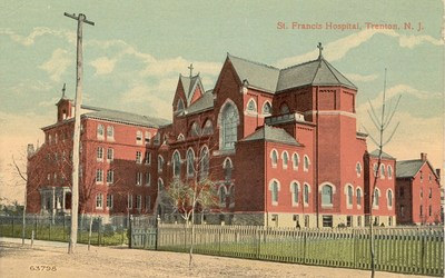 Saint Francis Medical Center School of Nursing