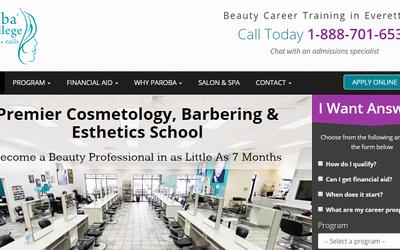 Paroba College of Cosmetology