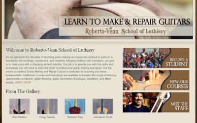 Roberto-Venn School of Luthiery