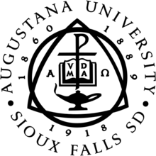 Augustana College logo