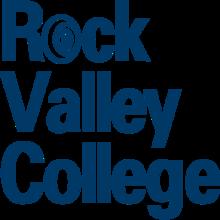 Rock Valley College logo
