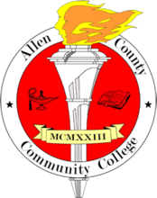Allen County Community College logo