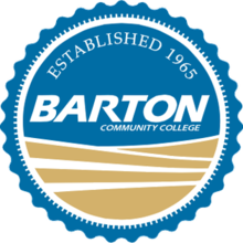 Barton County Community College logo