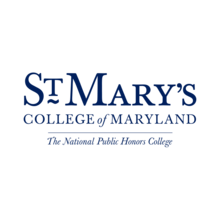St Mary's College of Maryland logo