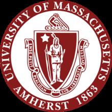 University of Massachusetts-Amherst logo